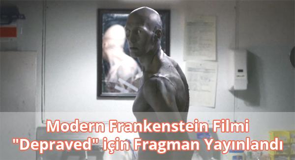 Depraved 2019 Fragman İzle