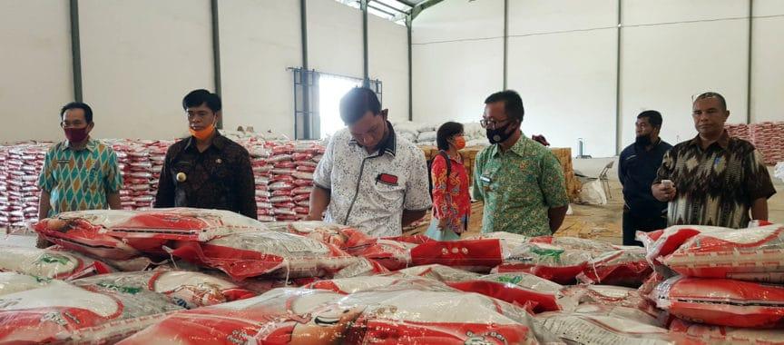 Lulus Uji Kejari, Pemkab Lamsel siap bagikan 24.941 sembako