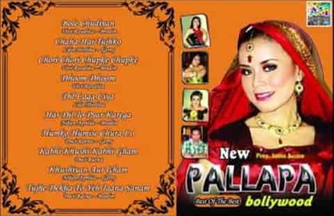 Download kumpulan lagu India versi dangdut koplo New Pallapa