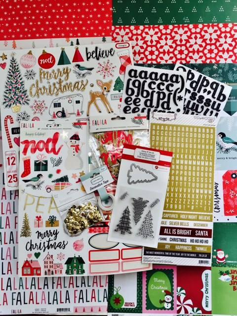 Believe in Santa | My Creative Scrapbook