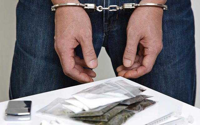 Peredaran Narkoba Jenis Ganja Gagal Didistribusi di Ranah Minang Polres Bukittinggi Berhasil Menangkap Pelaku