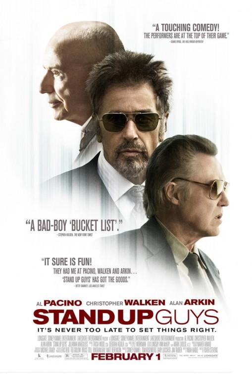 Stand up Guys | Film Kino Trailer