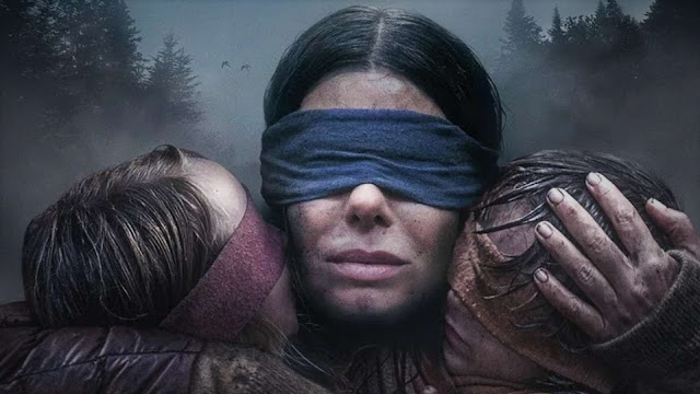 "O verdadeiro significado do filme ""Bird Box"""