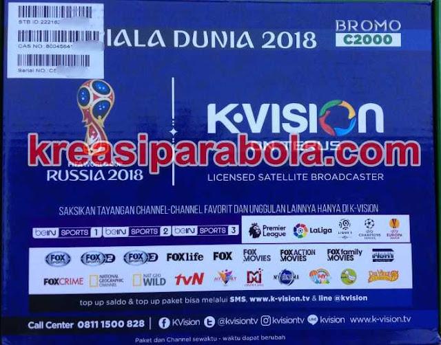 Software K-Vision Bromo C2000