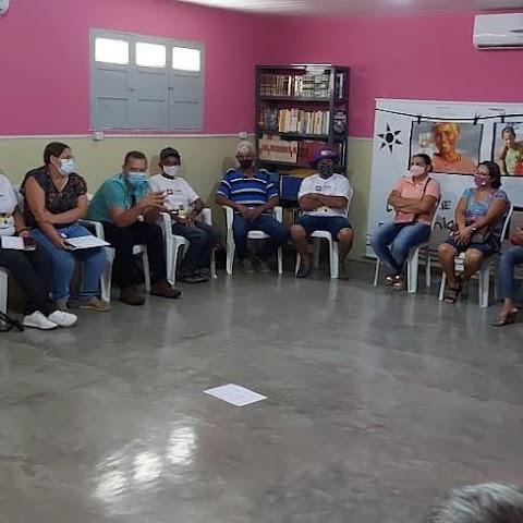 Arribaçã realiza formação sobre Práticas Agroecológicas no Curimatau Paraibano.