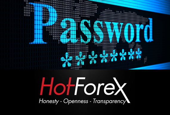 Password HotForex