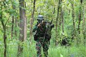 Yonif Mekanis Raider 411 Kostrad Gelar Latihan Taktik Pertempuran Regu Anti Gerilya