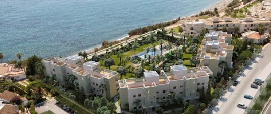Blu Sun Consulting visits New Build Properties, Costa del Sol