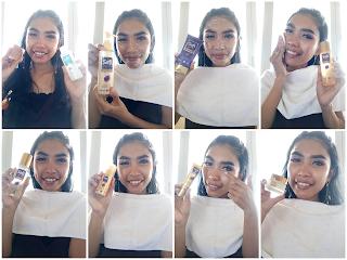 step by step penggunaan product safi
