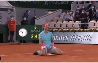 Nadal gana su 13 Roland Garros