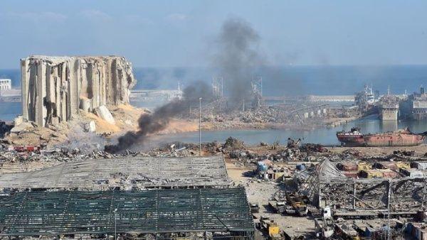 Explosiones en Beirut provocan 300.000 desplazados