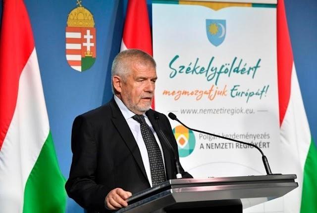 Kevés aláírás jött össze eddig a régiós polgári kezdeményezés támogatására, de az SZNT elnöke bizakodó