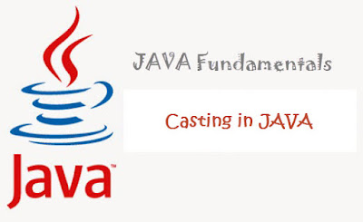 Type Casting in java example