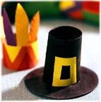 Hatband Napkin Rings