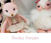 peluche made in France Kaloo