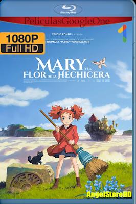Mary Y La Flor De La Hechicera (2017) [1080p BRRip] [Latino] [Google Drive-Mega] – By AngelStoreHD