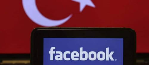 Facebook begins the process of appointing its representative in Turkey