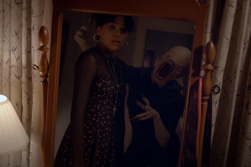 Peacock показал трейлер хоррор-сериала The Girl in the Woods - премьера в октябре
