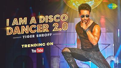 I Am A Disco Dancer 2.0 Lyrics is Tiger Shroff