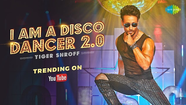 I Am A Disco Dancer 2.0 Lyrics - Benny Dayal