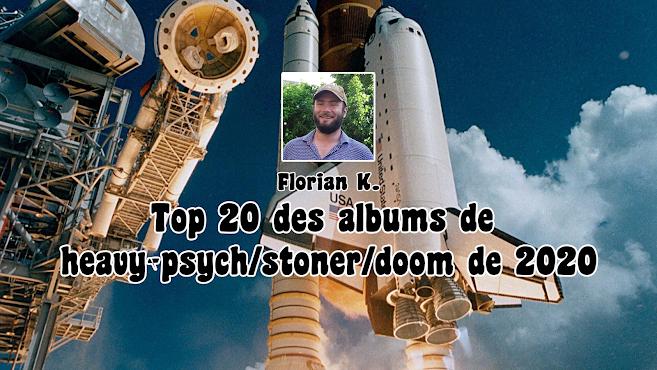 Top 20 des meilleurs albums de heavy-psych/stoner-rock/doom de 2020