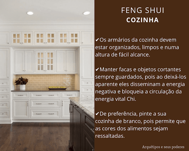 A importância da Cozinha no Feng Shui