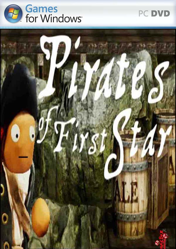 Pirates of First Star Pc Cover
