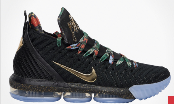 8e28e3eb7afb The Nike Lebron 16 Watch The Throne will be Available 10am est HERE At  footlocker