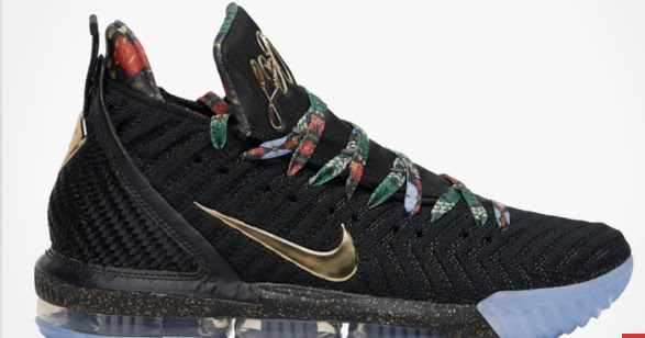 046ae6a7e620 THE SNEAKER ADDICT  Nike Lebron 16 Watch The Throne (Where To Find)