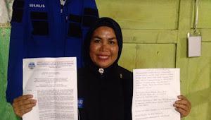 Sri Nuryati Ketua Srikandi SYAFA'AD Kec. Wawo Klarifikasi Oknum Mengaku Srikandi SYAFA'AD Berali Dukungan Ke IDP-Dahlan itu Tidak Benar dan Hoax.