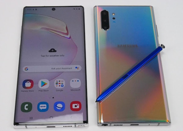 Samsung Galaxy Note 10-Note 10 Plus launched check out full specifications
