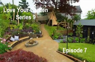 Love Your Garden Series 9  Episode 7   A Healing Family Garden