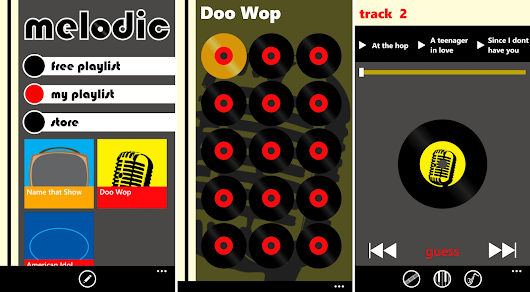 The next project from e-knock labs, Melodic, needs help from beta testers | Windows Phone Daily