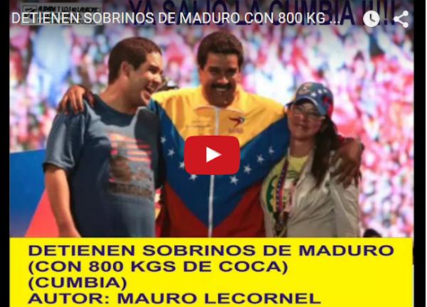 RECORD: en menos de 16 horas hicieron la canción a los Narco-sobrinos