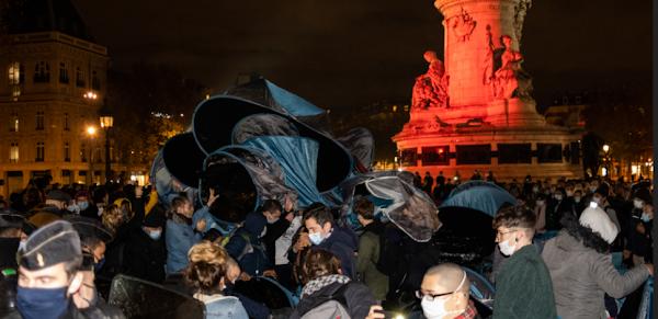 Evacuation des migrants à République : comment l'association Utopia 56 a manipulé l'opinion publique