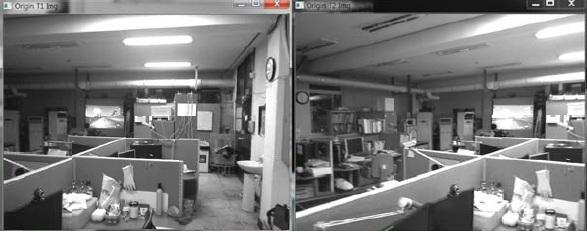 MARE's Computer Vision Study : Two Image mosaic (paranoma