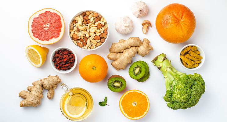 Immunity Booster for Stronger Health