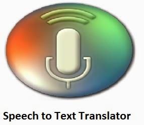 Speech to Text Translator - تحميل برنامج لتحويل الكلام الى نص مكتوب للاندرويد