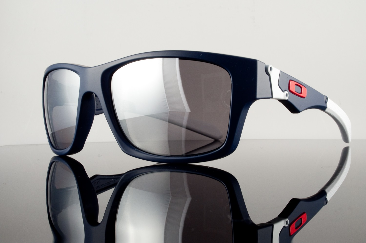 01c3debf5fba8 Oakley Jupiter Squared Matte Navy W Chrome Iridium   Louisiana ...