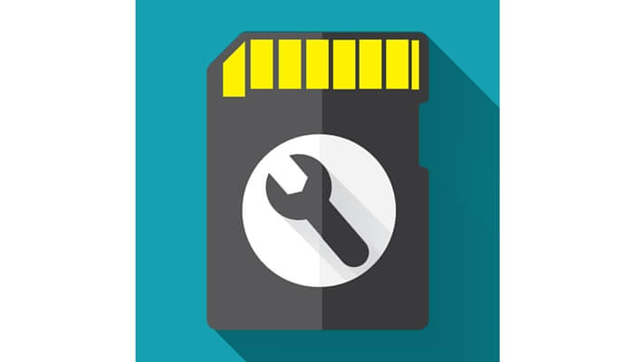 Deleted Files Recovery Support: How to fix SD card displays 0 Bytes