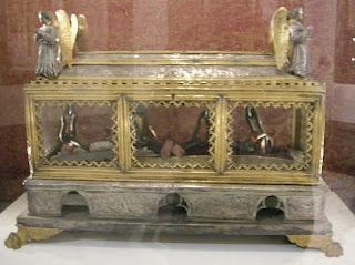 Αποτέλεσμα εικόνας για λειψανα αποστόλου πέτρου