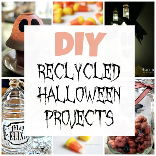 Inexpensive Fun Halloween Projects | Homeroad
