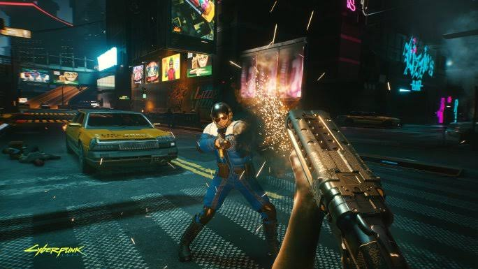 How to backup the save game data of Cyberpunk 2077 on Windows 10 PC
