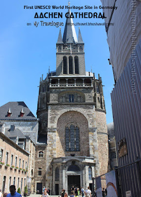 Aachen Cathedral UNESCO Germany Pinterest