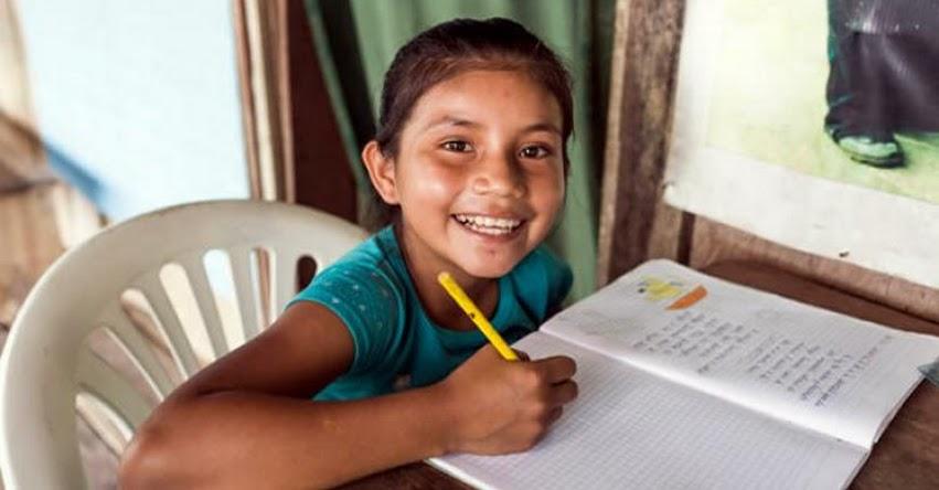 APRENDO EN CASA: Carpetas de recuperación ayudan a estudiantes a consolidar aprendizajes durante las vacaciones