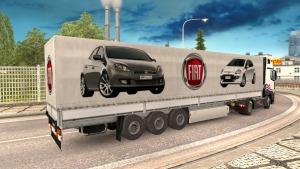 Fiat Schmitz Universal trailer mod