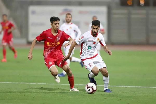 بث مباشر مباراة المحرق والرفاع الشرقي اليوم 25-08-2020 الدوري البحريني