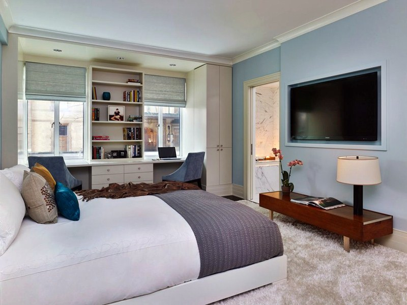 5 Master Bedroom With Tv Unit Dream House