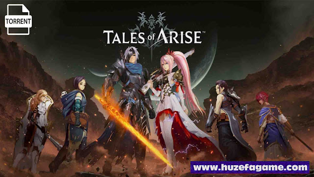 Tales of Arise Pc Game Free Download Torrent