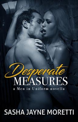 New Release ► Desperate Measures by Sasha Jayne Moretti